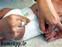 پوشک مولفیکس نوزادی