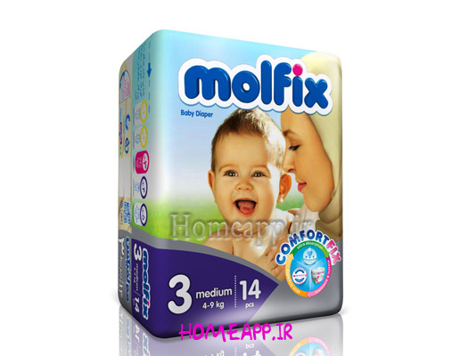 مولفیکس متوسط سایز 3